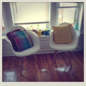 Baxton Studio Chairs!