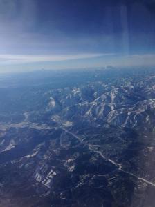 Mount Rainier!