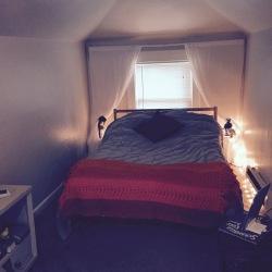 where I sleep